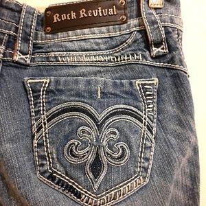 Rock Revival Jeans Size 25-26